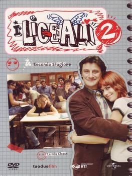 I liceali (2008-2011) stagione 2 [Completa] 6xDVD5 COPIA 1:1 ITA