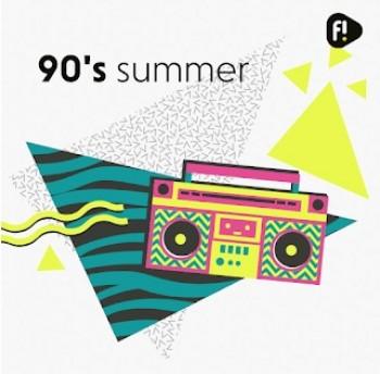 Turkcell Fizy Müzik 90s Summer 2019 İndir