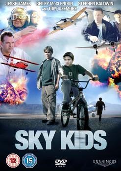 Sky Kids (2008) DVD5 COPIA 1:1 ITA ENG