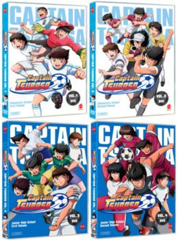 Capitan Tsubasa (2018) [Completa] 8 x DVD9 ITA