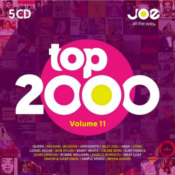 Joe FM Top 2000 Volume 11 [5CD] (2019) Full Albüm İndir