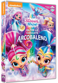 Shimmer e Shine - oltre le cascate arcobaleno (2018) DVD9