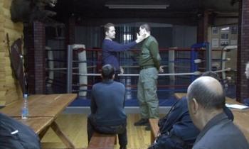 Самооборона. Уроки армейского рукопашного боя (Видеокурс)