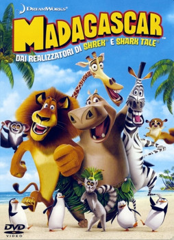 Madagascar (2005) DVD9 COPIA 1:1 ITA-ENG