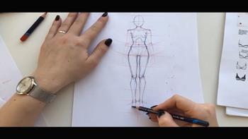 Fashion Sketching. 4-й поток (2019) Видеокурс