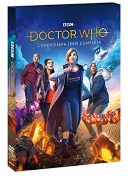 Doctor Who - Stagione 11 (2018) 5xDVD9 Copia 1:1 ITA-ENG