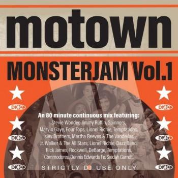 DMC Motown Monsterjam Volume 01 (2019) Full Albüm İndir