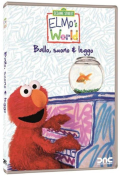 Sesame street - Elmo's world - Ballo, suono e... (1998–2009) Vol.2 DVD5 COPIA 1:1 ITA