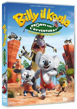 Billy il koala - Le avventure di Blinky Bill (2015) DVD9 COPIA 1:1 ITA ENG