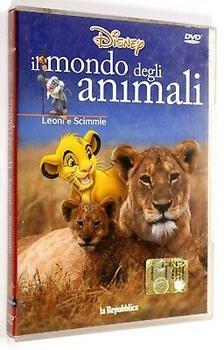 Disney - il mondo degli animali (2010) [Collana La reppubblica] 13xDVD5 COPIA 1:1 ITA