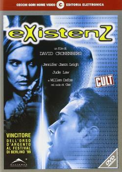 eXistenZ (1999) DVD5 Copia 1:1 ITA-ENG
