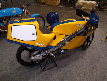 Salon Motocycliste de LYON. 670f5f1334164454