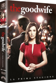 The Good Wife (2009–2016) Stagione 1 [ Completa ] 6 x DVD9 COPIA 1:1 ITA ENG