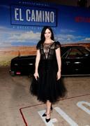 Krysten Ritter -           ''El Camino: A Breaking Bad Movie'' Premiere Los Angeles October 7th 2019.