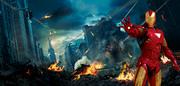 Мстители / The Avengers (Йоханссон, Дауни мл., Хемсворт, Эванс, 2012) 6022761356360318