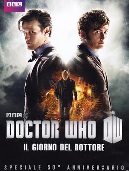 Doctor Who - Il giorno del Dottore (50' anniversario) (2013) dvd9 copia 1:1 ita/ing