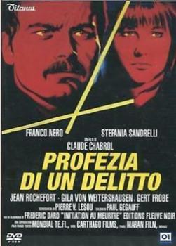 Profezia di un delitto (1976) [Import Spagna] DVD5 Copia 1:1 ITA-ESP