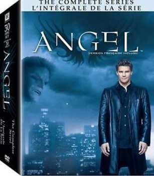 Angel (1999-2004) 5 stagioni [Completa] 30 DVD9 COPIA 1:1 ITA ENG