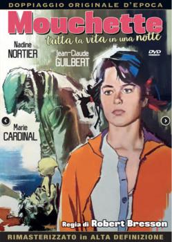 Mouchette: tutta la vita in una notte (1967) DVD9 COPIA 1:1 ITA FRA