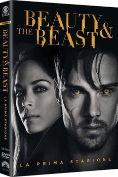 Beauty and the Beast - Stagione 1 (2012) 6xDVD9 COPIA 1:1 ITA ENG