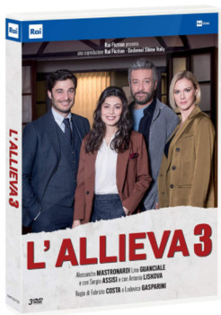 L'allieva 3 (2020) [ Completa ] 3 x DVD9 COPIA 1:1 ITA
