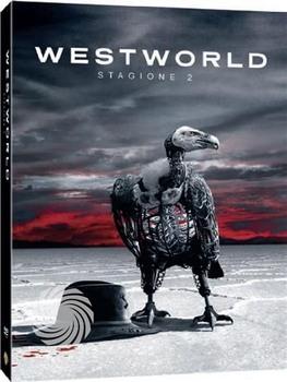 Westworld - Dove tutto è concesso (2018) Stagione 2 [ Completa ] 3 x DVD9 COPIA 1:1 ITA ENG TED
