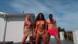 Vanessa Hudgens Dancing in a Bikini - 7/6/20 TikTok Video