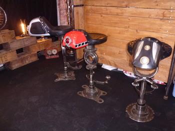 Salon Motocycliste de LYON. 1309591334232143