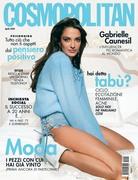 Gabrielle Caunesil -      Cosmopolitan Magazine (Italy) April 2020.
