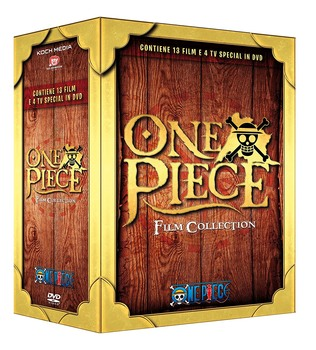 One Piece - Film Collection (2017) 10xDVD9 5xDVD5