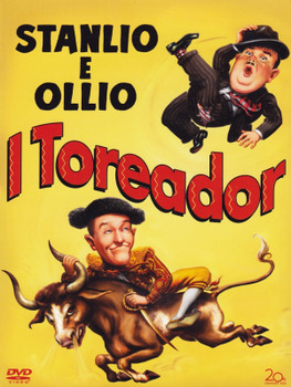Stanlio e olio - I toreador (1945) DVD5 Copia 1:1 ITA-ENG-POL