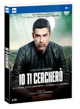 Io ti cercherò (2020) 2 x DVD9 COPIA 1:1 ITA