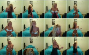 eafbc91321529709 - Busty Blonde Girl Strip Dancing On Webcam
