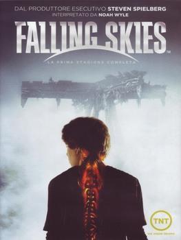 Falling Skies - Stagione 1 - Cofanetto (2011) 3xDVD9 COPIA 1:1 ITA ENG