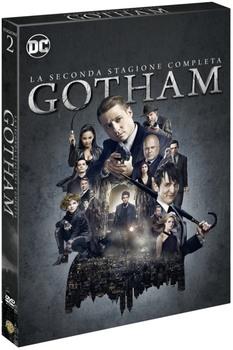 Gotham (2014–2019) Stagione 2 [ Completa ] 6 x DVD9 COPIA 1:1 ITA ENG TED
