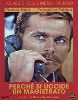 Perché si uccide un magistrato (1975) DVD9 Copia 1:1 ITA-GER