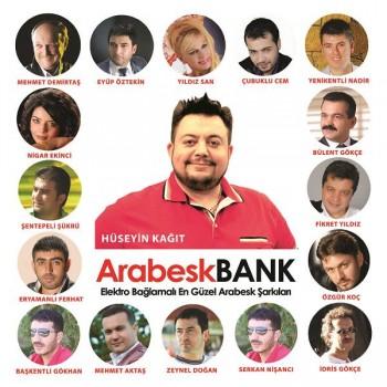Çeşitli Sanatçılar - ArabeskBANK (2015) Full Albüm İndir