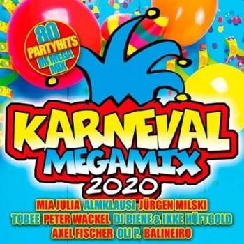 Various Artists - Karneval Megamix 2020 (2019) Full Albüm İndir