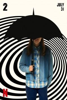 雨伞学院 The Umbrella Academy 第2季 官方海报及官方预告
