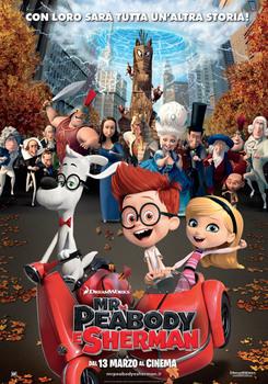 Mr. Peabody e Sherman (2014) DVD9 Copia 1:1 ita/ing