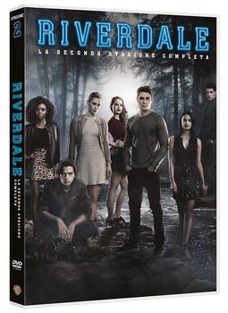 Riverdale (2018) Stagione 2 [ Completa ] 4 x DVD9 COPIA 1:1 ITA/ENG/GER/POL