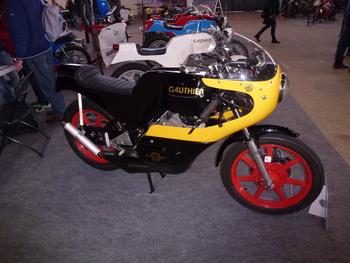 Salon Motocycliste de LYON. 5cee601334239393