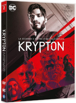 Krypton (2018–2019) Stagione 2 [ Completa ] 2 x DVD9 COPIA 1:1 ITA ENG FRA SPA
