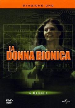 La donna bionica (1974) Stagione 1 [ Completa ] 4 x DVD9 COPIA 1:1 ITA ENG