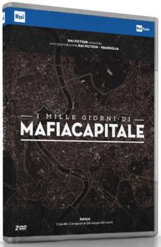 I mille giorni di mafia capitale (2017) 2 x DVD9 COPIA 1:1 ITA