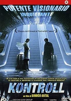Kontroll (2003) DVD5 COPIA 1:1 ITA UNG