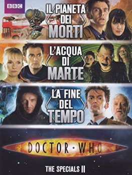 Doctor Who - The Specials II (2013) 2xDVD5+1xDVD9 Copia 1:1 ITA-ENG