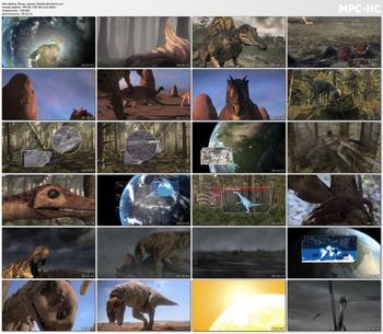 BBC. Планета динозавров (Все 6 серий + бонусный эпизод!) (2011-2012) HDRip