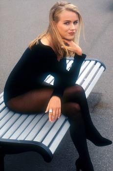 Naomi Watts: Leotard: Early 90's Shoot: HQ x 3