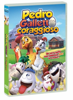 Pedro - Galletto coraggioso (2015) DVD9 COPIA 1:1 ITA ENG